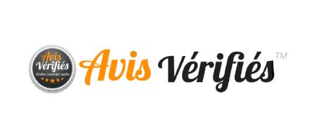 Logo Avis vérifiés 450x200