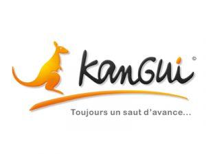 Kangui, Logo, Parrainage
